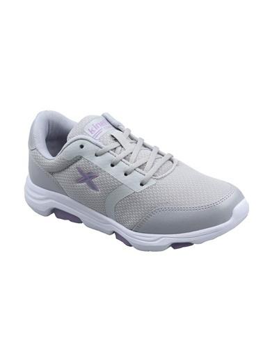 Kinetix Tıglon Bayan Spor Ayakkabı Gri